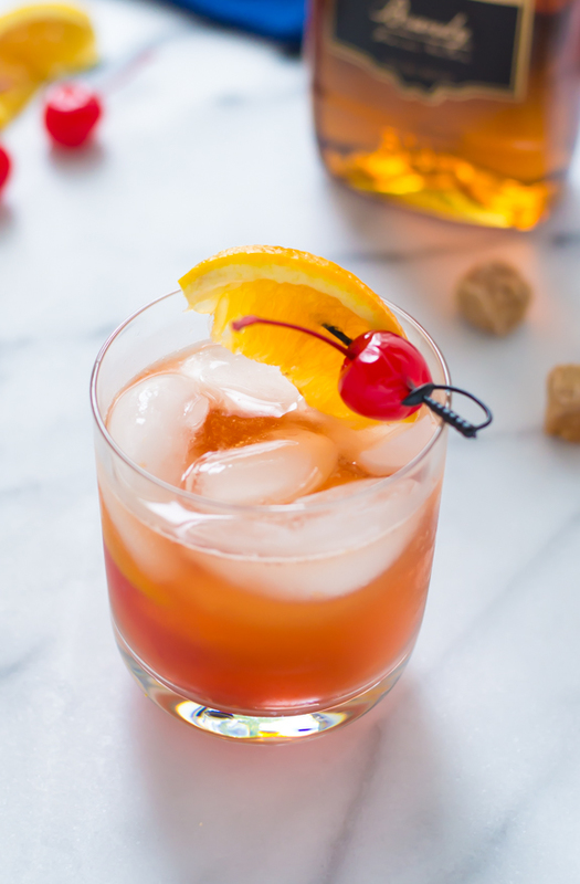 Brandy Old Fashioned {a farewell to Madison, WI}