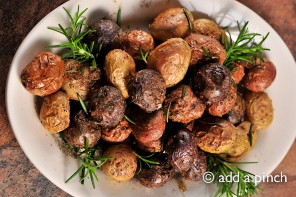 Rosemary Potatoes Recipe