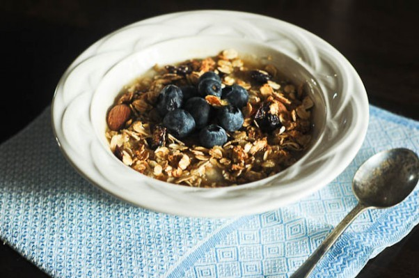 Overnight Oatmeal Recipe