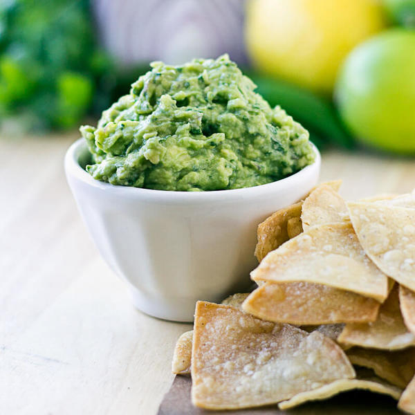 Chipotle Guacamole Recipe (Copycat)