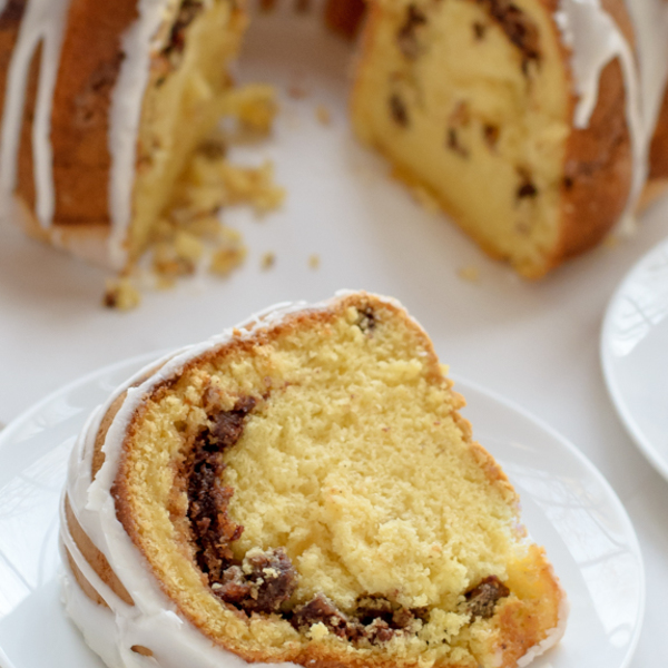 Grandma's Butter Bundt Coffee Cake