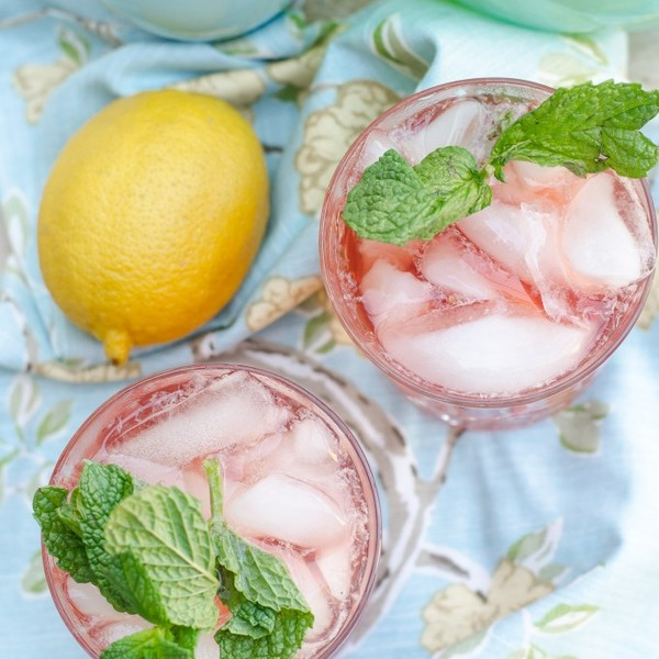 Passion Lemon Spritzer