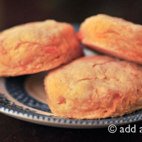 Southern Sweet Potato Biscuits Recipe