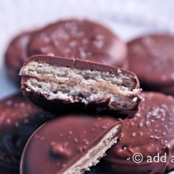 Andy's Chocolate Peanut Butter Snack Recipe