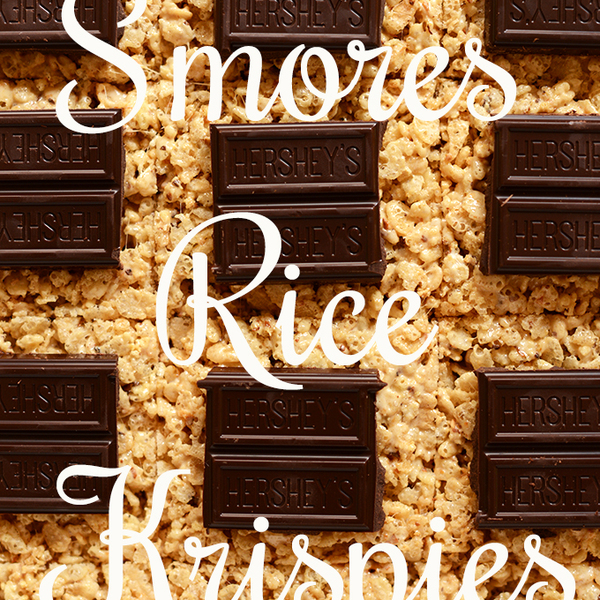 Smores Rice Krispie Treats