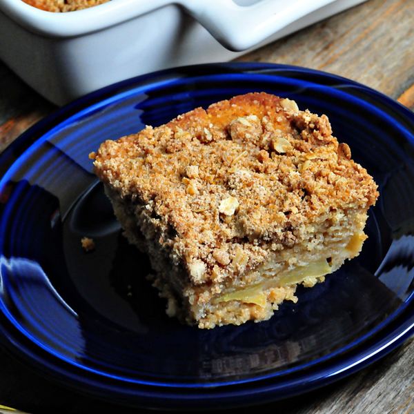 Apple Breakfast Cake Recipe