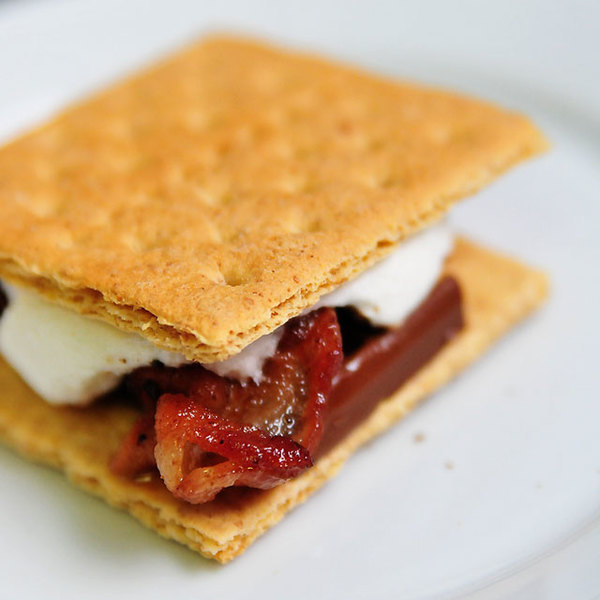 Bacon S'mores Recipe