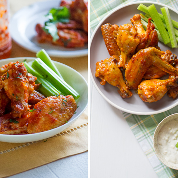 Honey Mustard Spare Ribs & Chicken Wing Round-Up