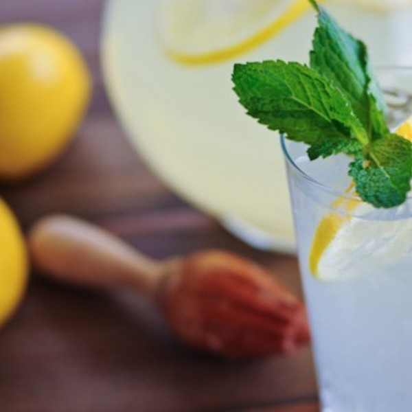 Fresh Lemonade Recipe