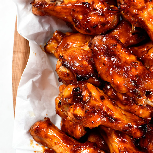 Baked Korean Chicken Wings Recipe