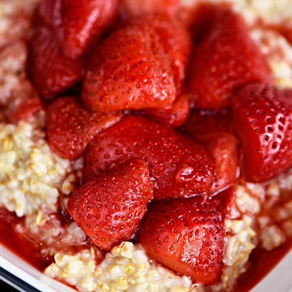 Strawberry Overnight Oats Recipe