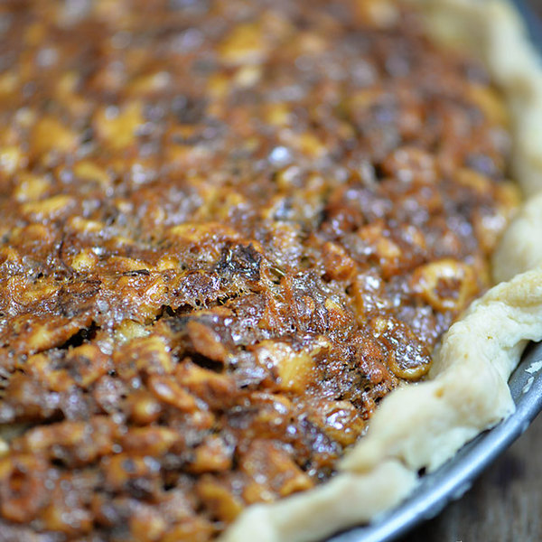 Toffee Pecan Pie Recipe