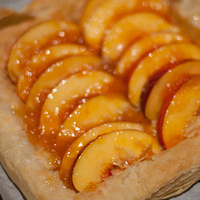 Peach Tart Recipe