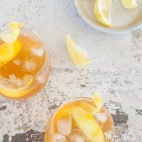 Amaretto Sour Cocktail & your chance to WIN a Sodastream Power Valued at $249
