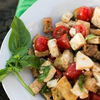 Italian Bread Salad