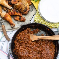 Spicy BBQ Baked Beans
