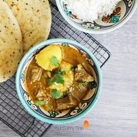 Beef & Potato Curry