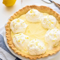Grammy's Lemon Cream Pie
