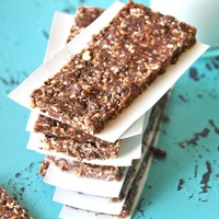 """No Bake Cookie"" Bars & The 7 Ingredients or Less E-Cookbook"