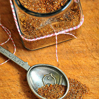 Spicy Dry Rub Recipe