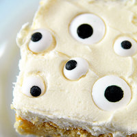 Eyeball Cookie Cake Recipe