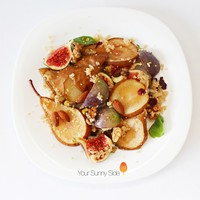 Fig & Pear Quinoa Salad