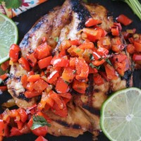Tequila Cilantro Lime Chicken