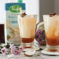 Coconut Thai Iced Tea