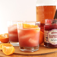 Winter Bourbon Smash