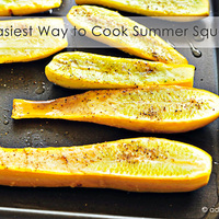 Oven Roasted Squash Recipe | Add a Pinch