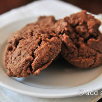 Mocha Chocolate Chip Cookies Recipe