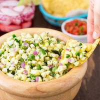Chipotle Corn Salsa Recipe (Copycat)