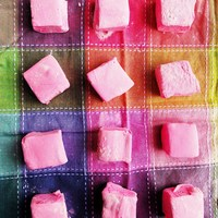 Rose Water Marshmallows