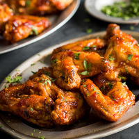 Todd & Diane's Sticky Asian Chicken Wings