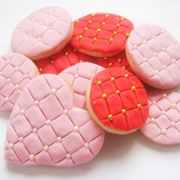 Sugarpaste Decorated Sugar Cookies