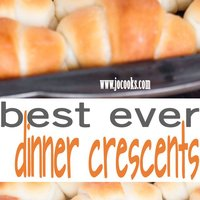 Best Ever Dinner Crescents