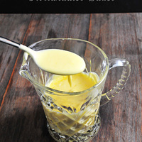 Easy Blender Hollandaise Sauce Recipe