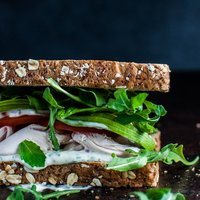 The Best Leftover Chicken Sandwich