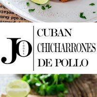 Cuban Chicharrones de Pollo