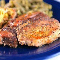 Honey Soy Pork Chops Recipe