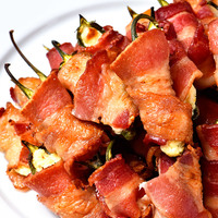 Bacon Wrapped Jalapeno Poppers Recipe