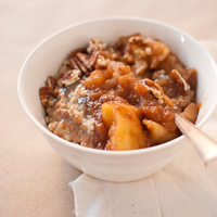 Maple Cinnamon Applesauce