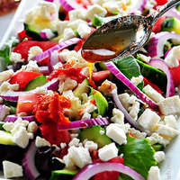 Mediterranean Salad Recipe