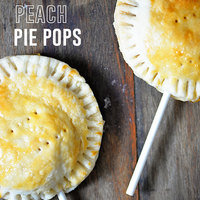 Peach Pie Pops Recipe
