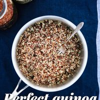 How to Cook Perfect Quinoa & 10 Quinoa Recipes