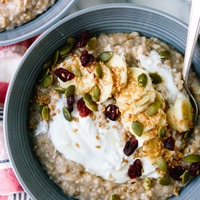 Perfect Steel-Cut Oats