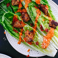 Ashley's Sun-Dried Tomato Caesar Salad