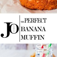 The Perfect Banana Muffins