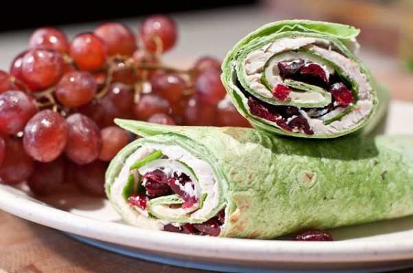 Turkey Wrap Sandwich Recipe