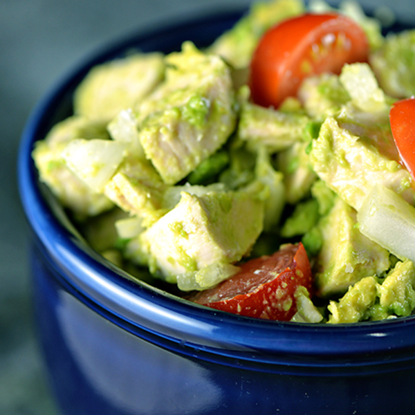 Avocado Chicken Salad Recipe